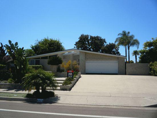 5632 Soledad Mountain Rd, La Jolla, CA 92037