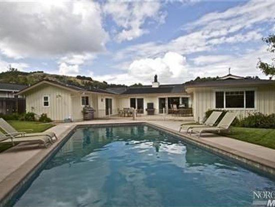 35 Locksly Ln, San Rafael, CA 94901