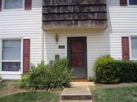 7940 Shady Oak Trl APT 223, Charlotte, NC 28210