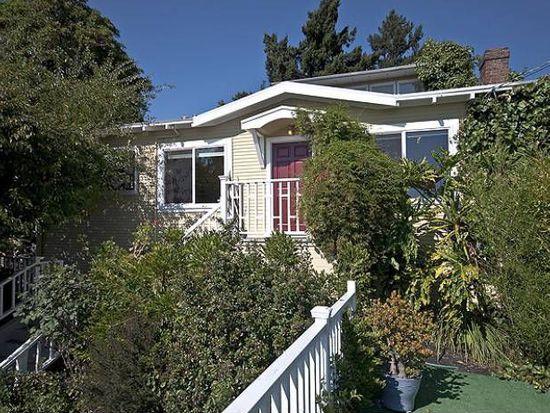 3408 Madera Ave, Oakland, CA 94619