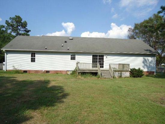 306 Foxwood Dr, Goldsboro, NC 27530
