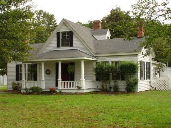 10263 Buckley Hall Rd, Mathews, VA 23109