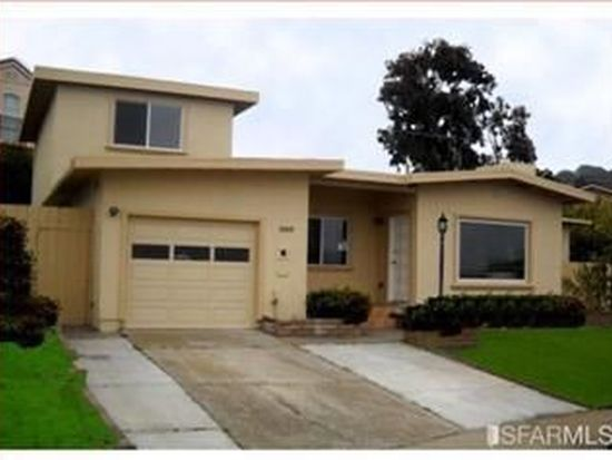1068 Crestwood Dr, South San Francisco, CA 94080