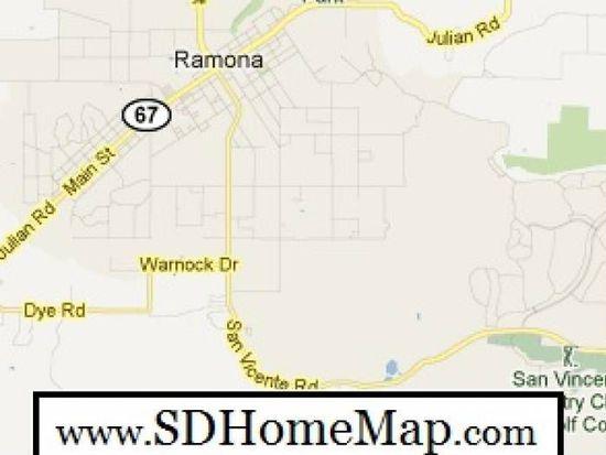 1104 Doomey Dr, Ramona, CA 92065