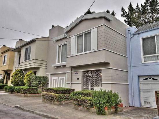 378 Los Palmos Dr, San Francisco, CA 94127