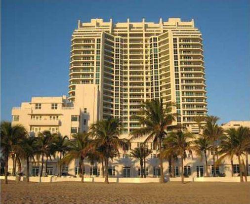 101 S Fort Lauderdale Beach Blvd APT 1607, Fort Lauderdale, FL 33316