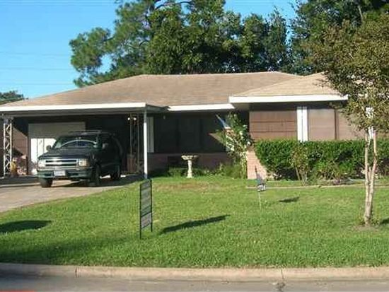 1724 Duff Dr, Port Arthur, TX 77642