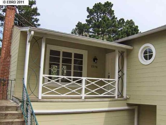 1772 Indian Way, Oakland, CA 94611
