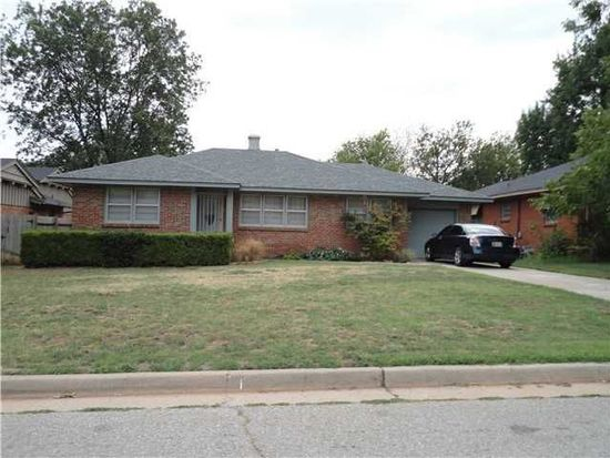 2730 W Country Club Dr, Oklahoma City, OK 73116