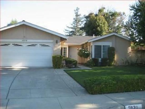 5930 Southview Dr, San Jose, CA 95138