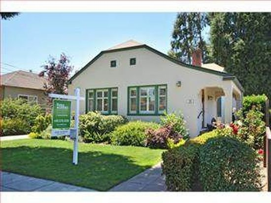 215 Bloomfield Rd, Burlingame, CA 94010