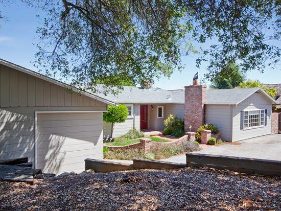 560 Lakemead Way, Emerald Hills, CA 94062