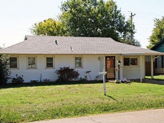 1119 E 5th St, Cushing, OK 74023