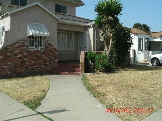 1254 W 83rd Pl, Los Angeles, CA 90044