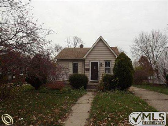 6152 Guilford St, Detroit, MI 48224