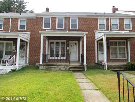 6146 Marlora Rd, Baltimore, MD 21239