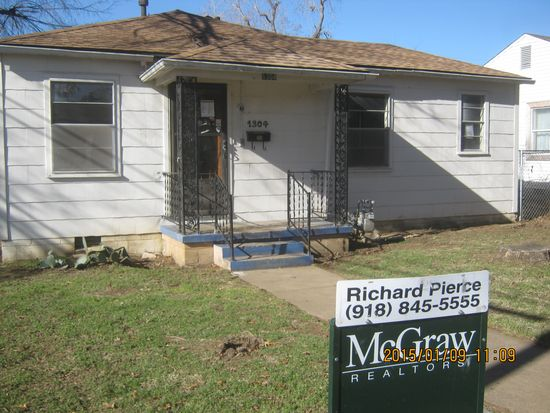 1304 N Winston Ave, Tulsa, OK 74115