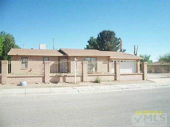 1230 Tango, San Elizario, TX 79849