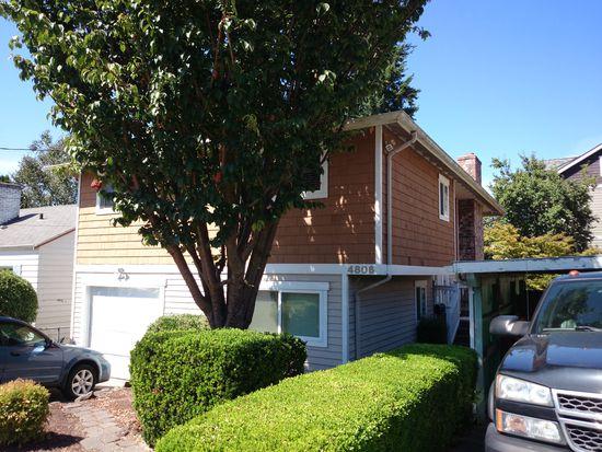 4806 SW Brandon St, Seattle, WA 98136