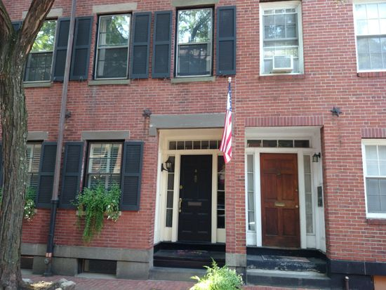4 Melrose St, Boston, MA 02116