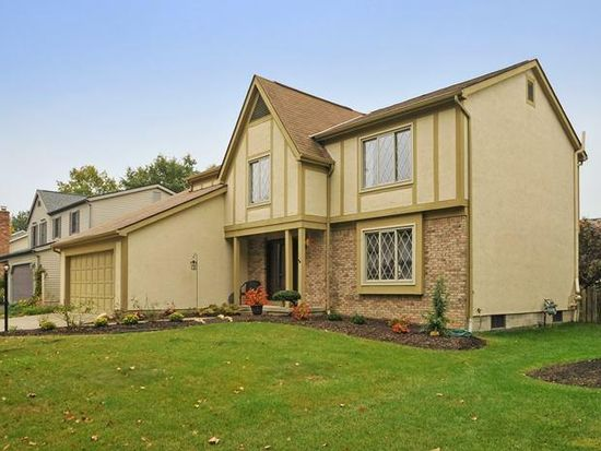 8111 Treebrook Ln, Westerville, OH 43081