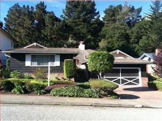 785 Clearfield Dr, Millbrae, CA 94030