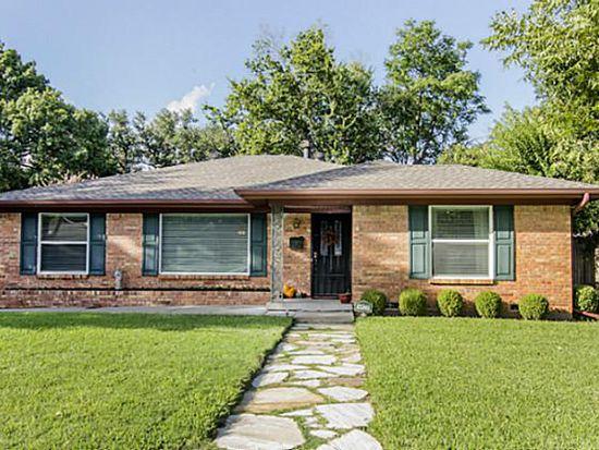 6823 Ravendale Ln, Dallas, TX 75214