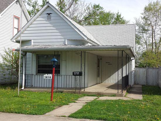 1416 Grand Ave, Terre Haute, IN 47804