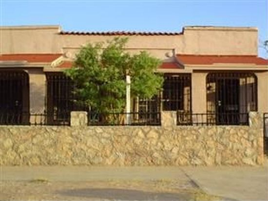 3914 La Luz Ave, El Paso, TX 79903