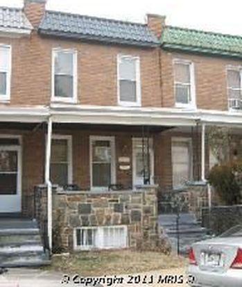 50 N Ellamont St, Baltimore, MD 21229