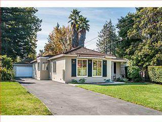 1307 American Way, Menlo Park, CA 94025