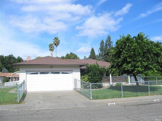 453 Anza Dr, Sonoma, CA 95476