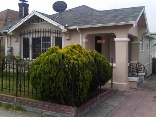 3815 San Juan St, Oakland, CA 94601