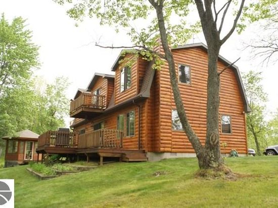8603 Partridge Roost Rd, Frederic, MI 49733