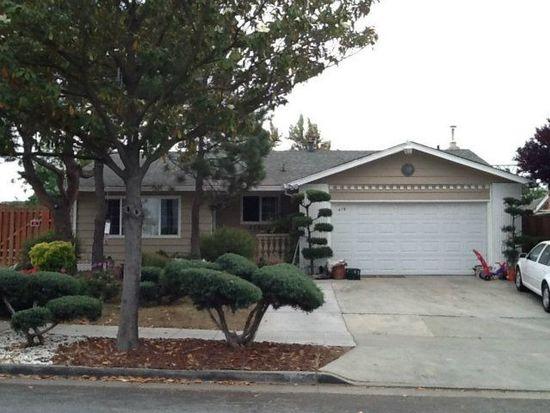 478 Skyway Dr, San Jose, CA 95111