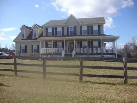 9374 Eggbornsville Rd, Rixeyville, VA 22737