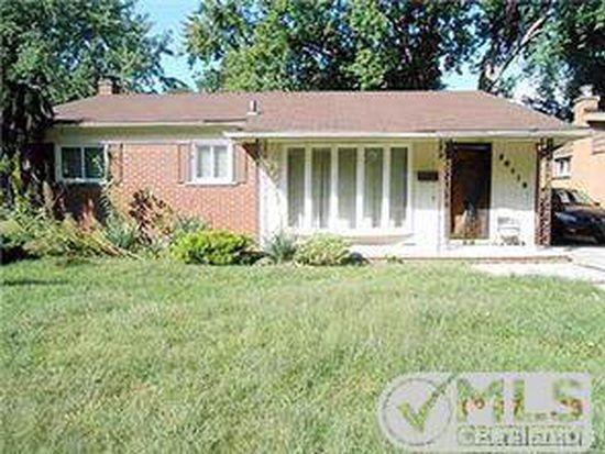 20115 Northrop St, Detroit, MI 48219