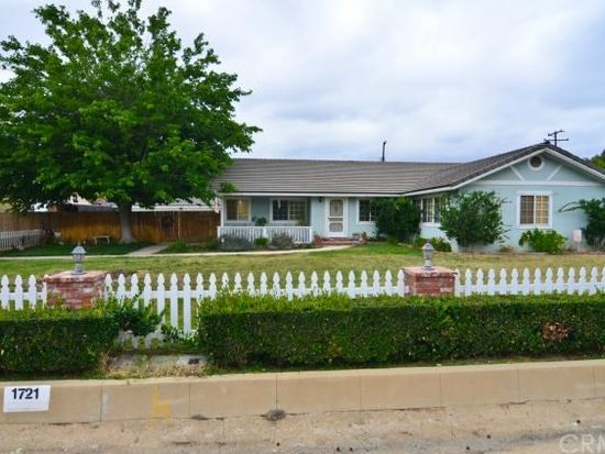 1721 E Ruddock St, Covina, CA 91724