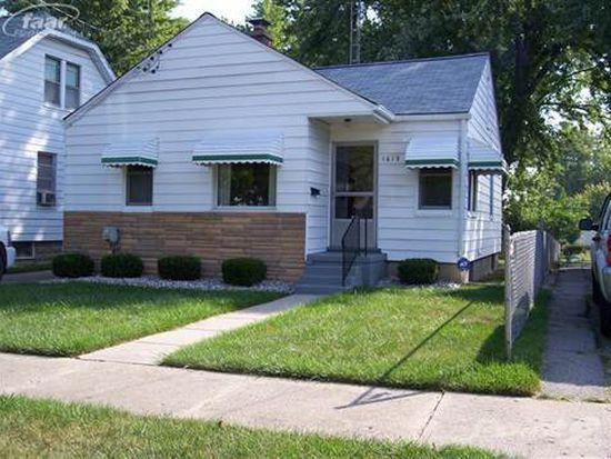 1613 Knapp Ave, Flint, MI 48503