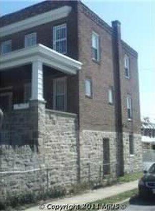 2435 W Mosher St, Baltimore, MD 21216