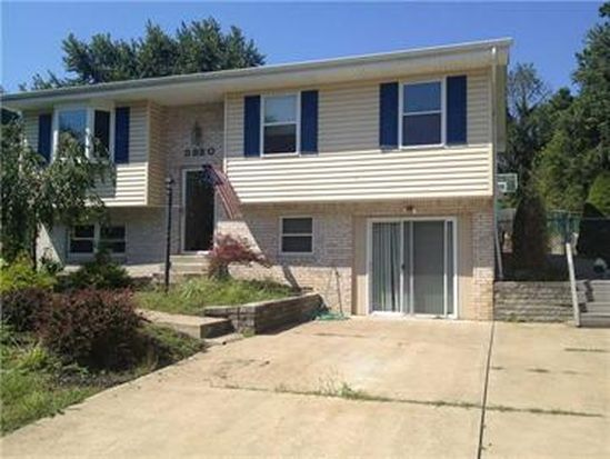 3920 Snowden Rd, South Park, PA 15129