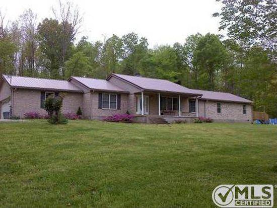 1380 Murphy Hollow Rd, Vanleer, TN 37181