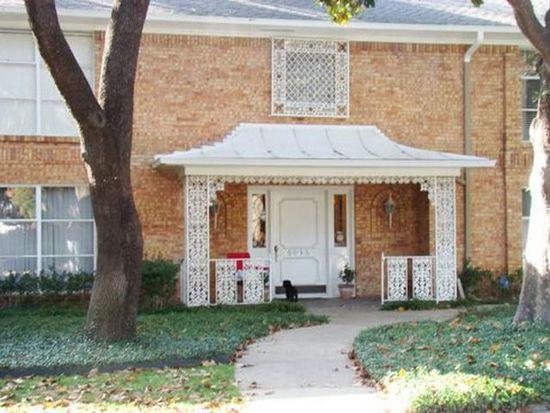6036 Averill Way APT D, Dallas, TX 75225