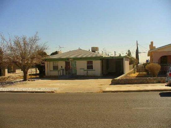 3426 Van Buren Ave, El Paso, TX 79930