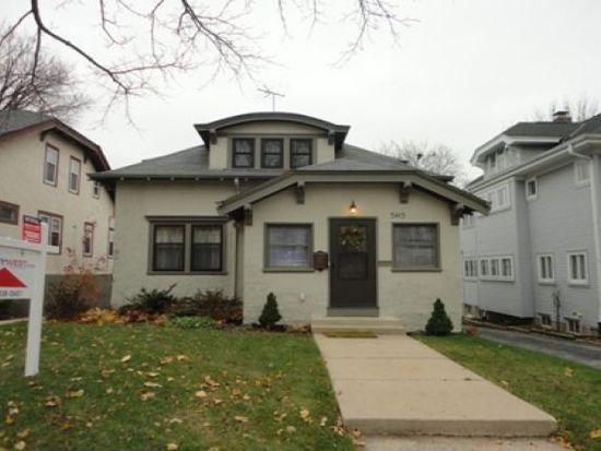 5415 W Washington Blvd, Milwaukee, WI 53208