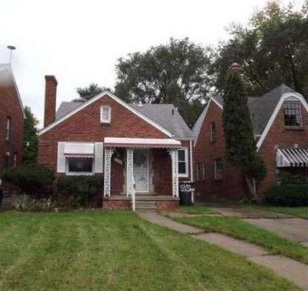 11250 Wayburn St, Detroit, MI 48224