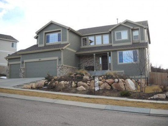 877 Coyote Willow Dr, Colorado Springs, CO 80921