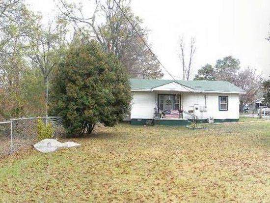 9906 Baseline Rd, Little Rock, AR 72209