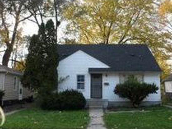 20300 Oakfield St, Detroit, MI 48235