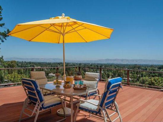 12668 La Cresta Ct, Los Altos Hills, CA 94022